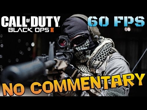 Call of Duty: Black Ops 2 - Full Campaign Walkthrough 【60FPS】 【NO Commentary】