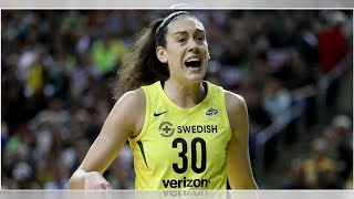 Storm star Breanna Stewart tears Achilles in EuroLeague game, report says