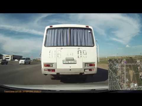 Беспредельный Автобус!!!  Маршрут №146, Караганда.