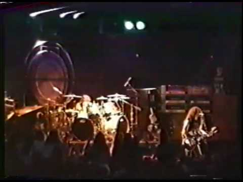 Motley Crue Live - Anywhere There's Electricity Tour, 8/7/1994, Quincy, IL, w/John Corabi
