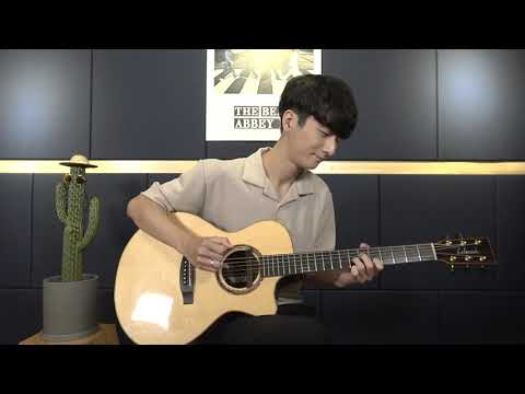 (TAEYEON) 그대라는 시 A Poem Titled You - Sungha Jung