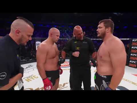Фёдор Емельяненко - Мэтт Митрион / Fedor Emelianenko vs. Matt Mitrione