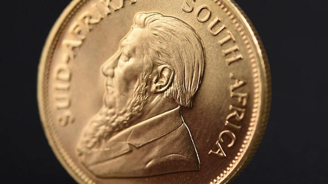 rare krugerrand coins
