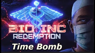 Bio Inc: Redemption - Time Bomb (Lethal Difficulty Guide)