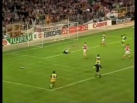 1993-1994 Cup Winners' Cup: Arsenal Goals (Road to Victory)