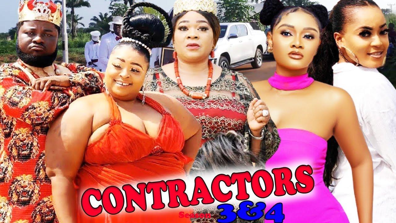 Download CONTRACTORS SEASON 6{NEW TRENDING MOVIE] - 2021 MOVIE|LATEST NIGERIAN NOLLYWOOD MOVIE|2021 NEW MOVIE