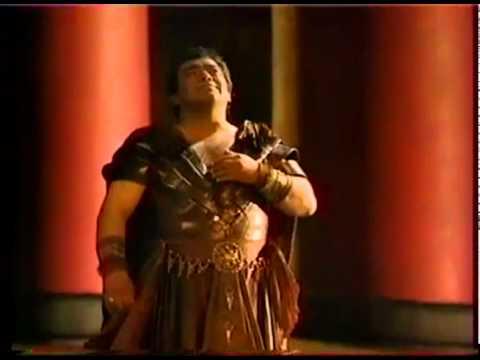 Gegam Grigorian-Celeste Aida
