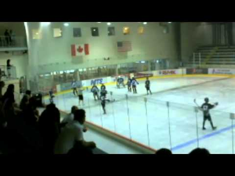 U15 Edmonton Xtreme vs West Coast Wolverines Jul 31, 2014