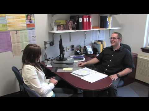 Student Help Centre Tour