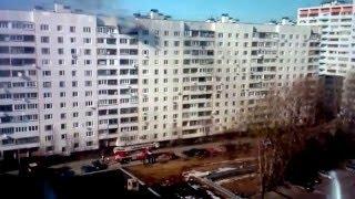 видео Пожарная лестница на балконе и лоджии: отделка или демонтаж