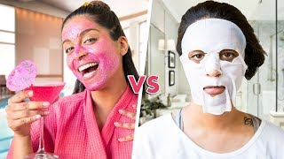 Mix - Expectations vs. Reality: Self Care