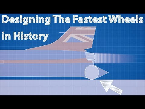 Designing The Fastest Wheels in History