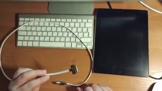 Качественный аналог 30-pin to USB Cable для iPad 2, iPad 3, iPhone 4/4s, iPod Touch YellowKnife(Качественный сертифицированный MFI Certified 30-pin to USB Cable для iPad 2, iPad 3, iPhone 4/4s и iPod Touch. Если вы хотите недорогой..., 2016-01-04T19:29:51.000Z)