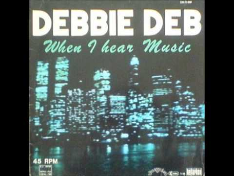 Debbie Deb -There playing our song-