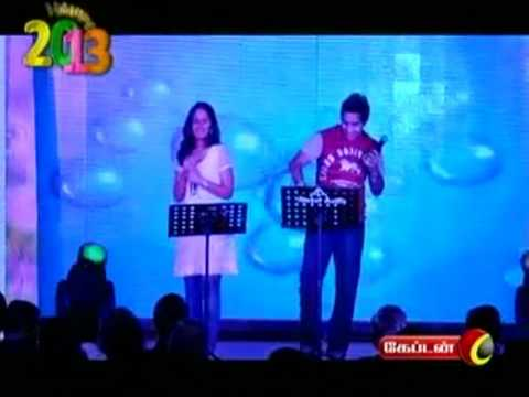 Shweta Mohan and Karthik Live