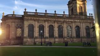Birmingham Cathedral Bells Chiming