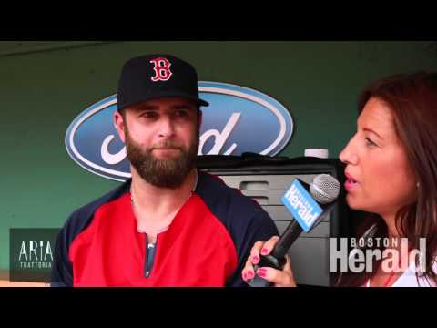 Talk of the Town with Red Sox Mike Napoli