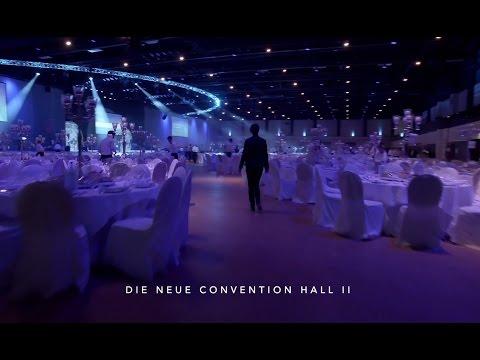Estrel Berlin - Trailer Estrel Congress Center 2016 (deutsch)