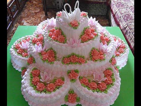 Красивое оформление тортов картинки