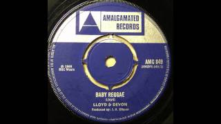 Lloyd & Devon - Baby Reggae (1969)