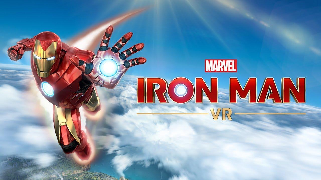 Marvel S Iron Man Vr Marvel Let S Play Live Youtube