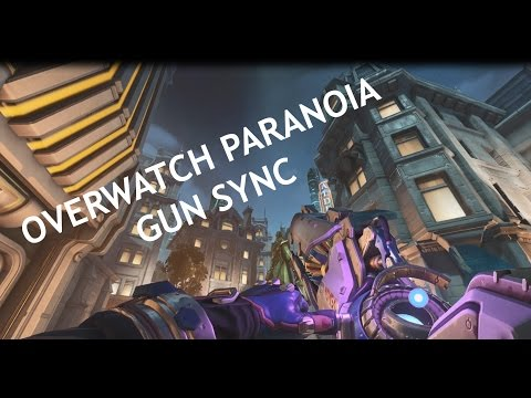 Paranoia - 180 (Overwatch Gun Sync)