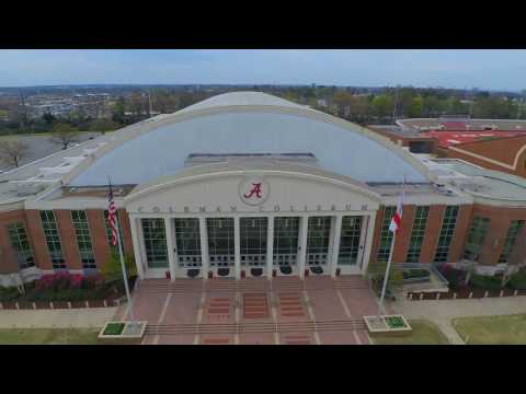 The University Of Alabama TourByDrone