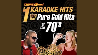 The Way I Want To Touch You (Karaoke Version)