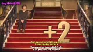 Your math skills are terrible - One Direction [Español & Inglés]