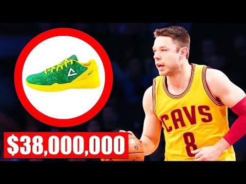The DUMBEST Shoe Deals In NBA History