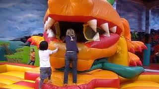 Funtasia Indoorspielplatz in Bielefeld Kinder haben hier viel Spaß