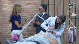 RevLite Laser - Tratamento Facial com laser no Programa Você Bonita - TV Gazeta