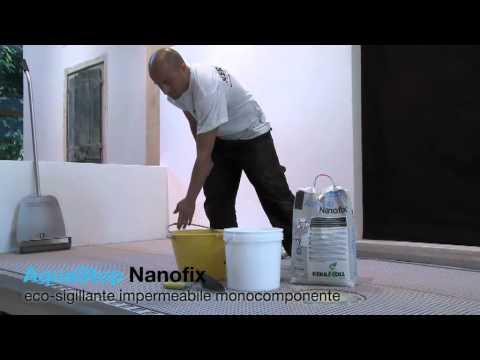Kerakoll sistema di impermeabilizzazione aquaexpert