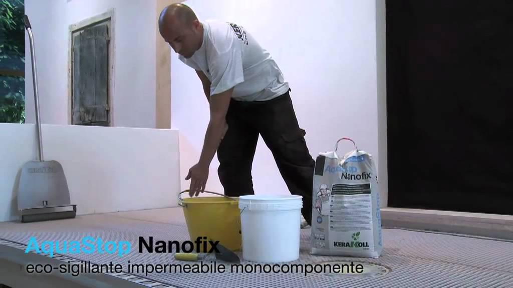Kerakoll - Sistema di impermeabilizzazione AquaExpert 3 - YouTube