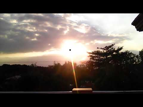 Dancing Sun in Camiling, Tarlac, Philippines