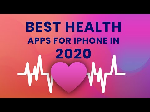 Best health app for iPhone in 2020