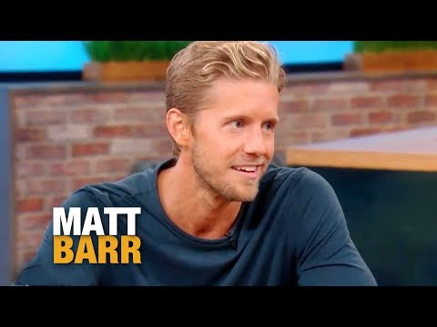 """Valor's Matt Barr """"Attempts to Be Rachael Ray"""" with His Very Own Signature Guacamole 