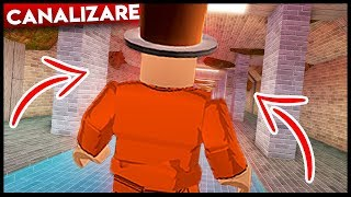 BUMP through the SEWAGE FROM PRISON! | ROBLOX JAILBREAK