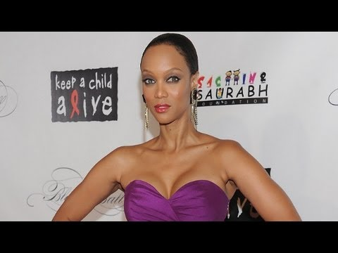 Tyra Banks speaks on the Vogue decision not to use young ...