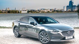 Тестдрайв: Mazda 6 2.5 Turbo