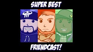 Super Best FriendCast #231 - My Eight Terabyte Hard Drives are Full