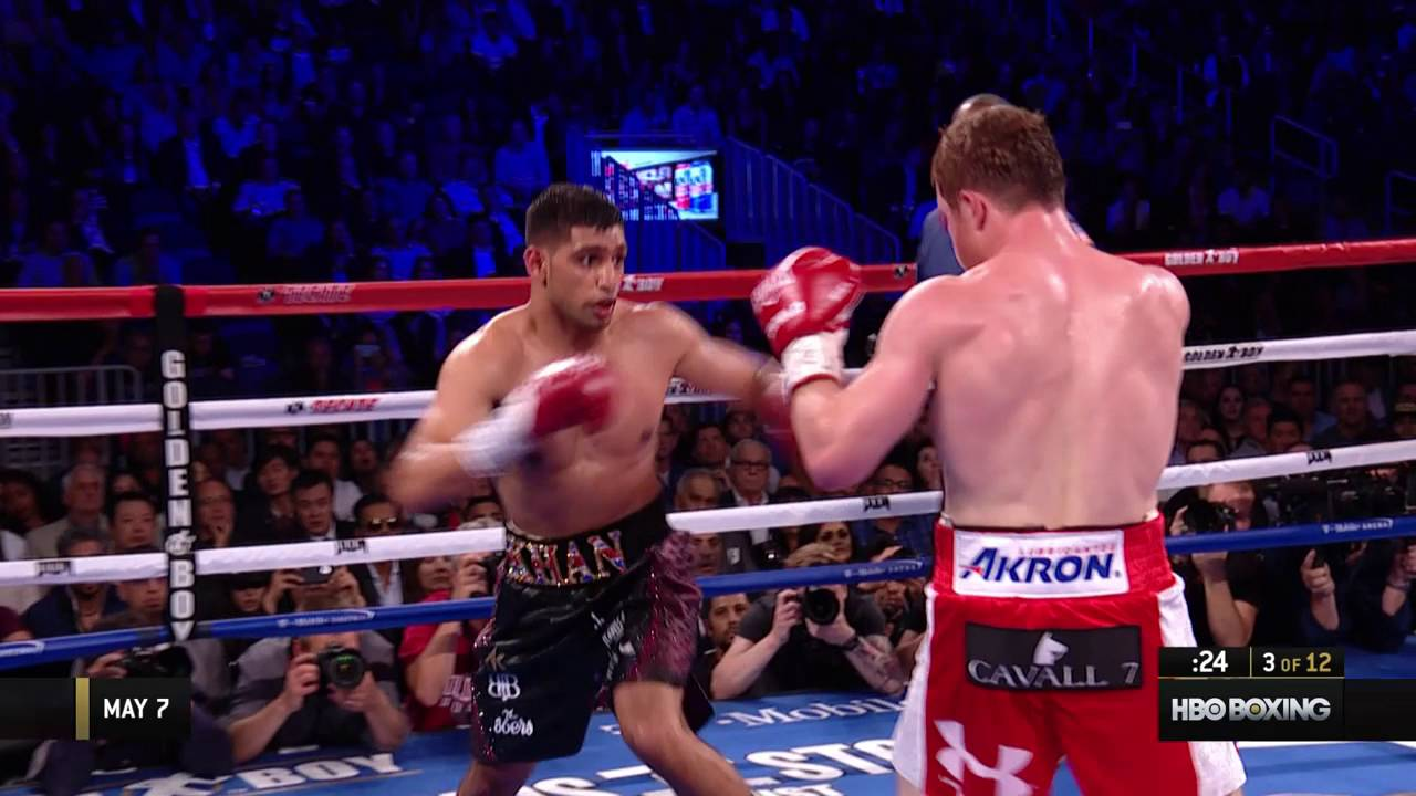 Canelo vs. Khan 2016 – Full Fight