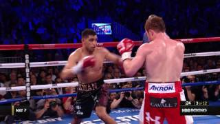 Canelo vs. Khan 2016 - Full Fight