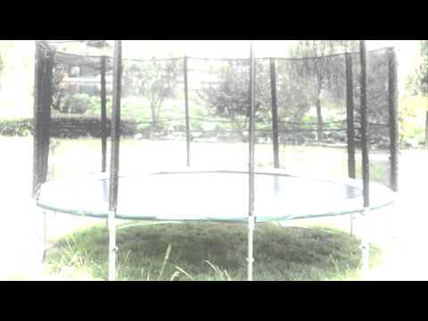14ft Springless Trampoline