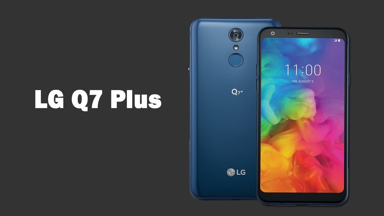 LG Q7 Plus ( Q7+) T-Mobile Specifications, Features and Price