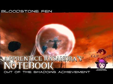 ★ Guild Wars 2 ★ - Apprentice Kasandra's Notebook achievement