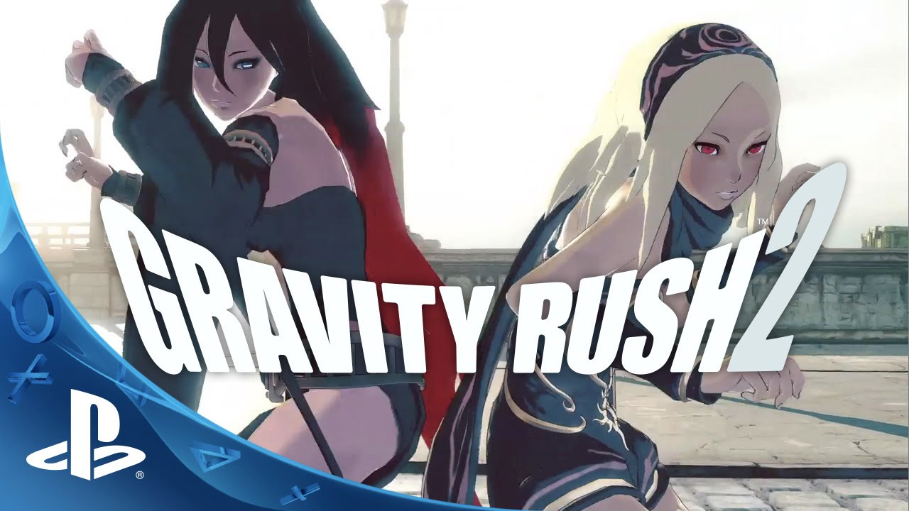 Gravity Rush 2 Official Announce Trailer  PS4  YouTube