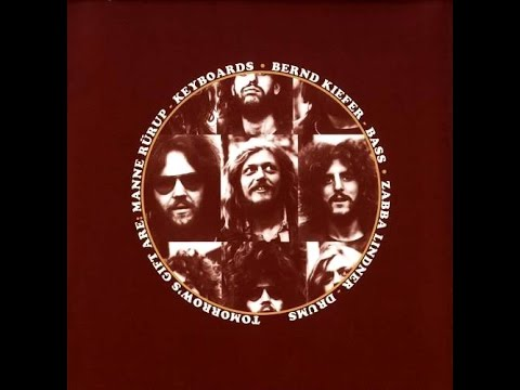 Tomorrow's Gift, Goodbye Future 1972 (vinyl record)