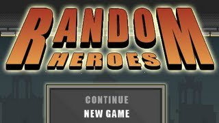 random heroes Level1-18   Walkthrough