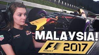 MAX VERSTAPPEN GEVECHT! F1: 2017 MALEISIË! F1 MALAYSIA RACE 2017! (Formule 1: 2017)